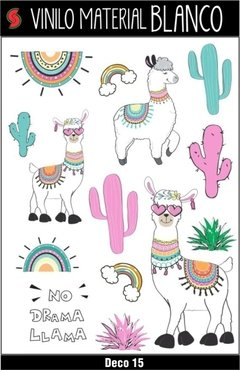 Stickers Deco - Sandia