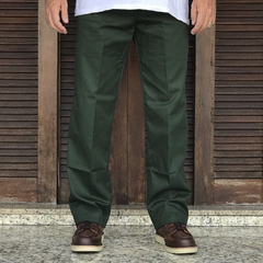 Calça Tupode - Chino Verde - Gasoline Speed Shop