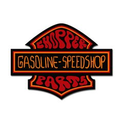 Kit de Adesivos Gasoline Speed Shop! - Gasoline Speed Shop