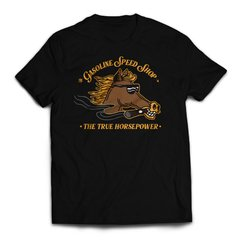 Camiseta Gasoline - Horsepower