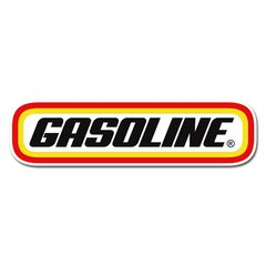 Imagem do Kit de Adesivos Gasoline Speed Shop!