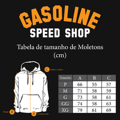 Moletom Fuck - Gasoline Speed Shop