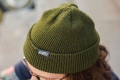 Gorro Gasoline - Jungle Green