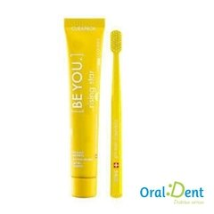 Creme Dental Curaprox BE YOU Amarelo rising star 90g