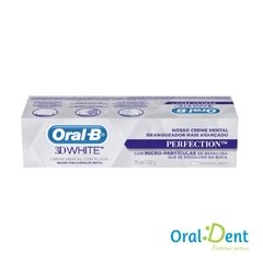 Creme Dental Oral B 3D White Perfection102G