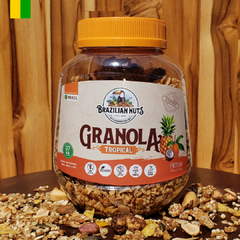 Granola Tropical 280g