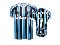 UMBRO 3G160651 GREMIO FAN OF1 C N7 CEL/PTO/BCO