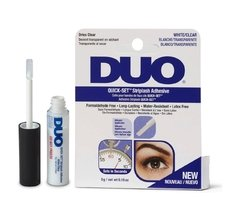 Cola Duo Branca Transparente 5G - (67583)