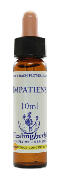 IMPATIENS FLORAL DE BACH 10ML