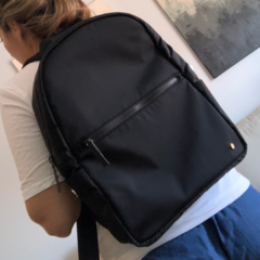 Upcycled Back Pack in ECONYL by Numero 52 - buy online