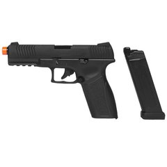 PISTOLA DE AIRSOFT À GÁS GBB CO2 ACAP COMBAT ADAPTIVE PISTOL BLACK BLOWBACK 6MM - APS CONCEPTION - QG Airsoft | A Maior Loja de Airsoft do Brasil | Tudo para Airsoft