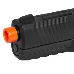 PISTOLA DE AIRSOFT À GÁS GBB CO2 ACAP COMBAT ADAPTIVE PISTOL BLACK BLOWBACK 6MM - APS CONCEPTION - loja online