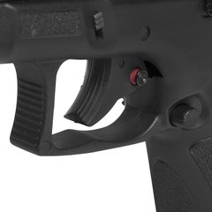 PISTOLA DE AIRSOFT À GÁS GBB CO2 ACAP COMBAT ADAPTIVE PISTOL BLACK BLOWBACK 6MM - APS CONCEPTION