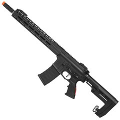 RIFLE DE AIRSOFT ELÉTRICO AEG M-LOK COMBAT 12.5 6MM - APS CONCEPTION