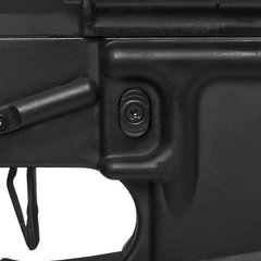 RIFLE DE AIRSOFT ELÉTRICO AEG M-LOK COMBAT 12.5 6MM - APS CONCEPTION - loja online