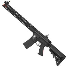RIFLE DE AIRSOFT AEG M4 BOAR TACTICAL KEYMOD FULL METAL BLOWBACK 6MM - APS
