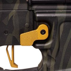 RIFLE AIRSOFT AEG M4 3GUN KEYMOD BLACK MULTICAM FULL METAL BLOWBACK 6MM - APS - loja online