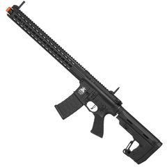 RIFLE DE AIRSOFT AEG M4 3 GUN KEYMOD R FULL METAL BLOWBACK 6MM - APS CONCEPTION
