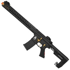 RIFLE DE AIRSOFT ELÉTRICO AEG BOAR DEFENSE AMBI BLACK 6MM - APS na internet