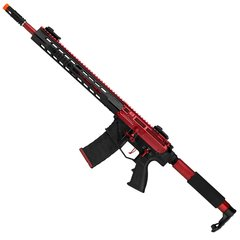 RIFLE DE AIRSOFT AEG M4 FMR MOD1 RB FULL METAL BLOWBACK 6MM - APS