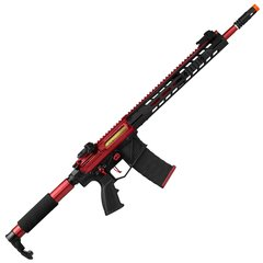 RIFLE DE AIRSOFT AEG M4 FMR MOD1 RB FULL METAL BLOWBACK 6MM - APS - comprar online