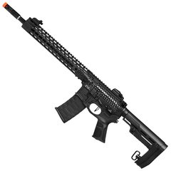 RIFLE DE AIRSOFT FER MOD 1 BLACK ELÉTRICO AEG 6MM APS CONCEPTION