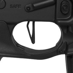 Imagem do RIFLE DE AIRSOFT FER MOD 1 BLACK ELÉTRICO AEG 6MM APS CONCEPTION