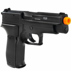 PISTOLA DE AIRSOFT SPRING SIG SAUER P226 SLIDE METAL 6MM - CYBERGUN na internet