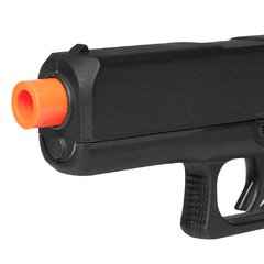 PISTOLA DE AIRSOFT SPRING G16 BABY FULL METAL 6MM - GALAXY na internet