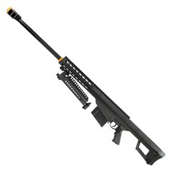 RIFLE DE AIRSOFT SPRING SNIPER BARRETT M82A1.50 6 MM - GALAXY