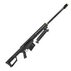 RIFLE DE AIRSOFT SPRING SNIPER BARRETT M82A1.50 6 MM - GALAXY - comprar online