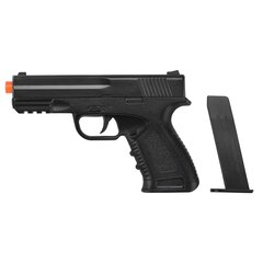 PISTOLA DE AIRSOFT SPRING G39 FULL METAL 6MM - GALAXY - loja online