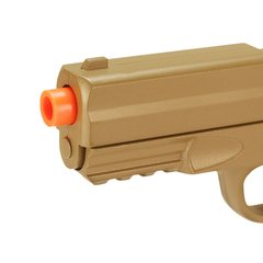 PISTOLA DE AIRSOFT SPRING G39D DESERT FULL METAL 6MM