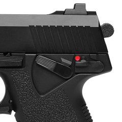 PISTOLA DE AIRSOFT À GÁS GBB GREEN GÁS MK23 FULL METAL BLOWBACK 6MM - loja online