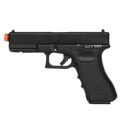 PISTOLA DE AIRSOFT À GÁS GBB GREEN GÁS G17 BLOWBACK 6MM - KSC