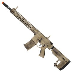 RIFLE DE AIRSOFT PHANTOM EXTREMIS MARK-II ATACS AU ELÉTRICO AEG 6MM APS CONCEPTION