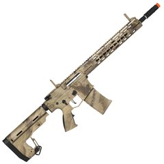 RIFLE DE AIRSOFT PHANTOM EXTREMIS MARK-II ATACS AU ELÉTRICO AEG 6MM APS CONCEPTION - comprar online
