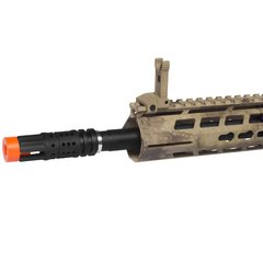 RIFLE DE AIRSOFT PHANTOM EXTREMIS MARK-II ATACS AU ELÉTRICO AEG 6MM APS CONCEPTION na internet