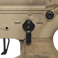 Imagem do RIFLE DE AIRSOFT PHANTOM EXTREMIS MARK-II ATACS AU ELÉTRICO AEG 6MM APS CONCEPTION