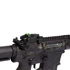 RIFLE DE AIRSOFT PHANTOM EXTREMIS MARK-V MULTICAM BLACK ELÉTRICO AEG 6MM APS CONCEPTION - comprar online