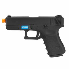 PISTOLA DE AIRSOFT À GÁS GBB GREEN GÁS G23A GEN 3 BLOWBACK 6MM - WE