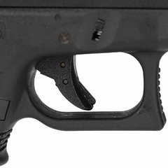 PISTOLA DE AIRSOFT À GÁS GBB GREEN GÁS G33A GEN 3 BLOWBACK 6MM - WE - loja online