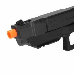 Imagem do PISTOLA DE AIRSOFT À GÁS GBB GREEN GÁS G33A GEN 3 BLOWBACK 6MM - WE