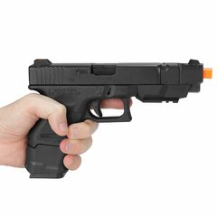 PISTOLA DE AIRSOFT À GÁS GBB GREEN GÁS G33A GEN 3 BLOWBACK 6MM - WE
