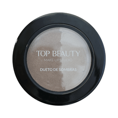 DUO DE SOMBRAS - TOP BEAUTY - Beauty D Cosmetics
