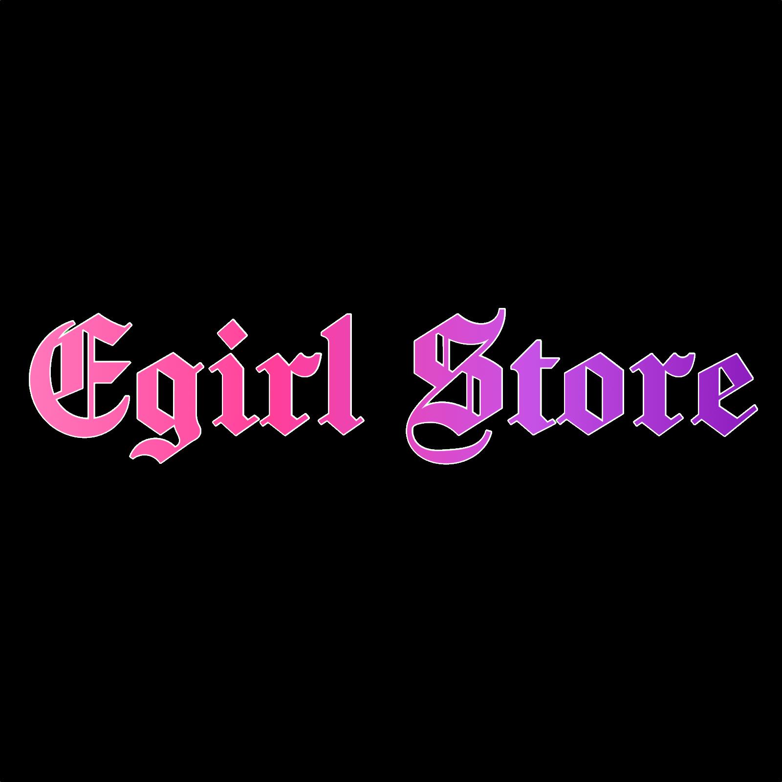 E Girl Store Loja Online De Produtos Aesthetic