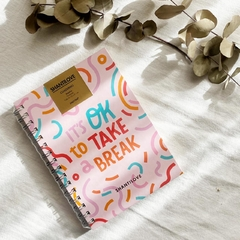 Cuaderno Break A5