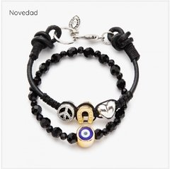 PULSERA RIGEL BLACK