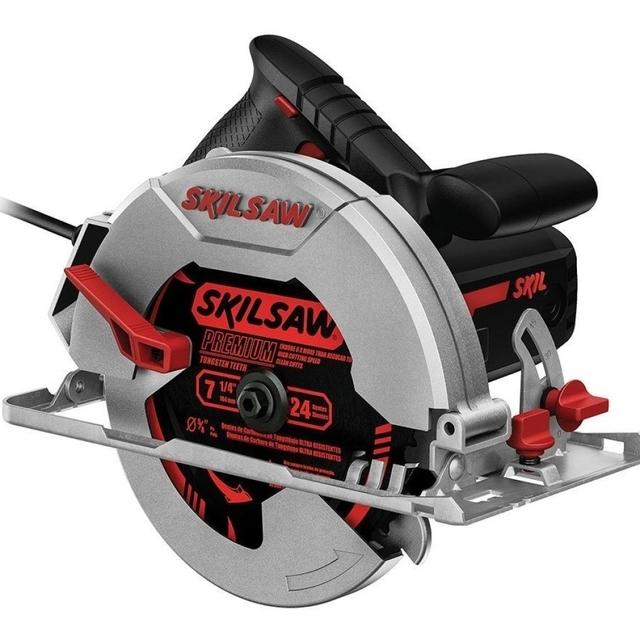 Sierra circular SKIL 5200 JB potencia 1200 W
