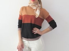 Sweater Tricolor en internet
